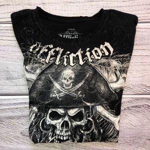Affliction Blasko Signature Series Shirt